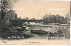 Dam, Delevan NY