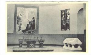 Interior, Palais de la Vie Catholique, Exposition Bruzelles (Brussels) 1935
