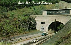 PA - Pennsylvania Turnpike, Blue Mountain Tunnel