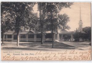 Greenneck Inn, Lee MA