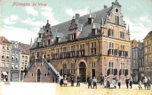 Netherlands Nijmegen De Waag, animated