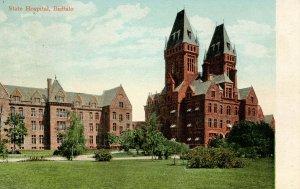 NY - Buffalo. State Hospital