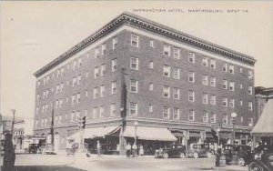 West Virginia Wheeling Martinsburg Shenandoah Hotel Artvue