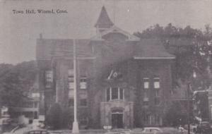 Town Hall , WINSTED , Conn. , 1930s