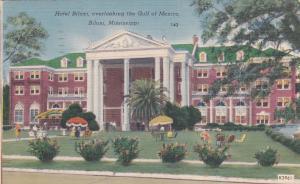 BILOXI , Mississippi, 1956 ; Hotel Biloxi
