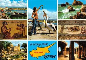 Cyprus Kato Paphos Kato multiviews Castle Harbour Port