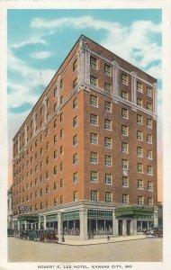 KANSAS CITY , Missouri , 1910s ; Robert E Lee Hotel