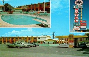 New Mexico Socorro El Rio Motel