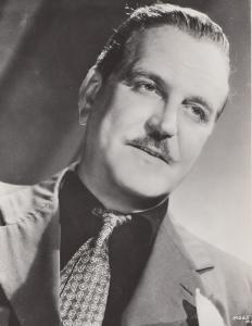 Frank Morgan Large 10 x 8 Vintage Photo