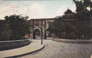South Port, Gibraltar, 1900-1910s