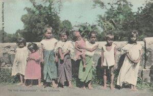PHILIPPINES , 00-10s ; LLOILO Children