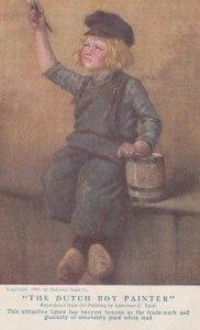The Dutch Boy Painter , 1914 ; National Lead Company : #3