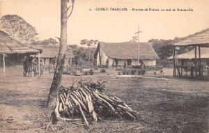 Republic of Congo Francais Mission de Kialou, sud de Brazzaville