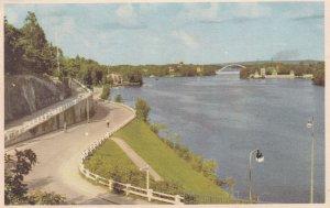 Trollhattan Vanersborgsvagen Sweden Postcard