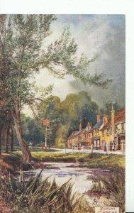 Middlesex Postcard - Bedfont - Ref 11993A