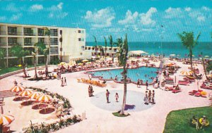 The Balmoral Pool Miami Beach Florida
