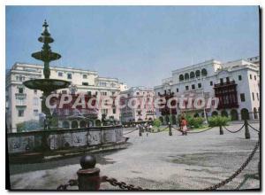 Postcard Modern Plaza de Armas Main Square Grand Place Lima Peru