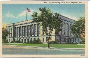 Superior, WI - Douglas County Court House