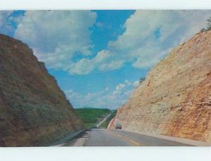 Pre-1980 ROAD OR STREET SCENE Springfield And Branson Missouri MO hJ6105