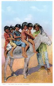 The Hopi Unlimited, Arizona