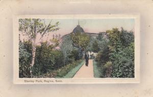 REGINA , Saskatchewan , Canada , 1911 ; Stanley Park