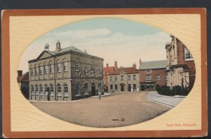 Sussex Postcard - Town Hall, Petworth    RS7978
