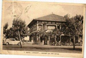 CPA AK Algérie-Hotel Lambert-Adekar (237721)