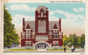 BARDSTOWN , Kentucky, 1910s-30s ; Court House