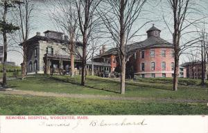 WORCESTER, Massachusetts; Memorial Hospital, 00-10s