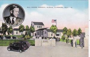 Oklahoma Claremore Will Rogers Memorial Museum