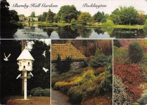 uk4773 burnby hall gardens uk pocklington