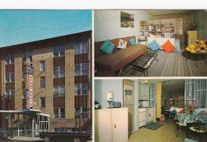 MONTREAL , Quebec , Canada , 1970 ; Park Plaza Tourist Apartments