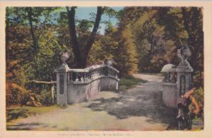 Public Gardens, Halifax, Nova Scotia, Canada, 20-30s
