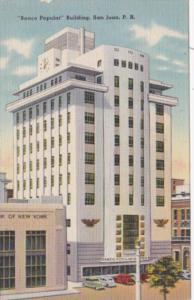 Puerto Rico San Juan Banco Popular Building