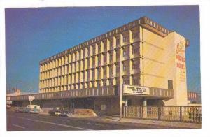 Stockmen´s Motor Hotel, Downtown Kamloops, British Columbia, Canada, 40-60s