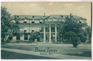 Boone Tavern, Berea KY