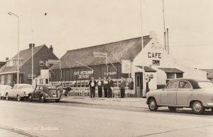 RP: BRESKENS , Netherlands , 1940s ; Cafe