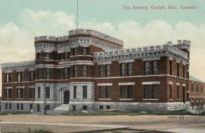 GUELPH , Ontario , Canada , 1900-10s , The Armory