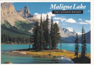 Canada Maligne Lake Alberta