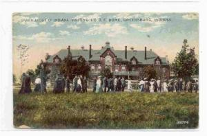 Grand Lodge of Indiana Visiting I. O. O. F. Home, Greensburg, 00-10s