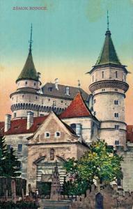 Czech Republic - Zámok Bojnice Castle - 02.58