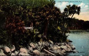 Florida Rockledge Ledge Of Rocks 1912