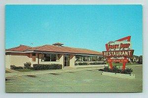 The Briny Deep Restaurant Beach A1A Seafood St Augustine Florida FL Postcard