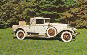 1927 Rolls Royce P-1 Regent Convertible Coupe