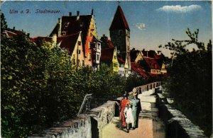 CPA AK Ulm Stadtmauer GERMANY (935873)