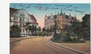B82049 kattowitz wihelmspaltz Katowice  poland front/back image