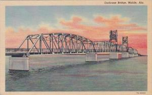 Cochrane Bridge Mobile Alabama