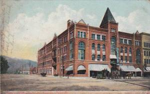 Hotel, Colorado Springs, Colorado, PU-00-10s