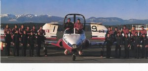 Canadian SNOWBIRDS Air Demonstration Squadron , 1991