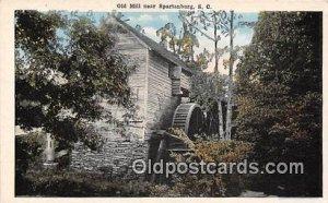 Old Mill Spartanburg, SC, USA Unused